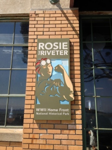 Rosie the Riveter WWII Home Front National Historical Park